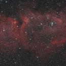 IC1848 Soul Nebula,                                Salvatore Cozza