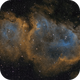 IC 1848, The Soul Nebula,                                pcruiksh