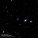 M87 Virgo Galaxy & Markarian's Chain,                                Robert Van Vugt
