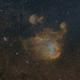 Running Chicken Nebula IC2944,                                Newton Cesar Flor...