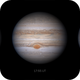 Jupiter with animation: 2020-05-16,                                Darren (DMach)