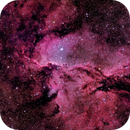 NGC 6188  HaRGB,                                Keith
