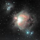 M42/Running man nebula,                                MFarq