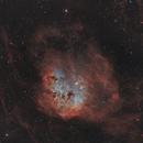 IC410,                                SkyEyE Observatory