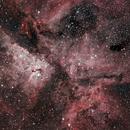 Eta Carina Nebula,                                Chris Kaiser