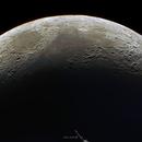 22% Moon at 4000mm,                                Todd