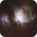 M42 Orion,                                Aaron Lisco