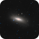 Spindle Galaxy NGC5866 Group,                                sydney