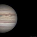 Jupiter | 2018-08-17 2:54 UTC | Color,                                Chappel Astro