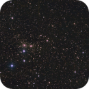 Galaxien Cluster rund um NGC 4889,                                Jürgen Eggenberger