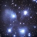 M45- Pleiades,                                Jeff Miller
