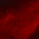 NGC1499 - California Nebula,                                Seymore Stars