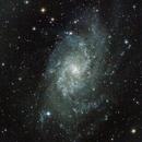 M33 Triangulum Galaxy,                                JayS_CT