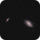 M81 & M82,                                helios