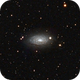 Sunflower Galaxy (M63): LRGB+Ha,                                Joel Shepherd