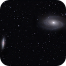 M81 and M82,                                DikovSky