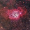 M8 - Lagoon Nebula,                                ggkids