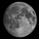13 days old Moon,                                physics5mickey