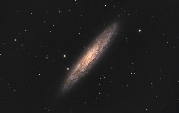 NGC 253 Sculptor Galaxy,                                Jarrett Trezzo