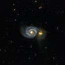 M51 with ASI2600,                                Rob Calfee
