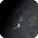 Aristarchus Plateau in Color on June 3rd and June 4th,                                astropical
