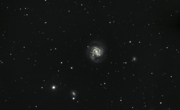 Supernova SN 2020jfo in M61,                                Jon Stewart