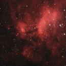 Prawn Nebula IC4628,                                Felipe Godoy