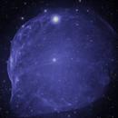 Dolphin Nebula Sh2-308,                                jbradsh