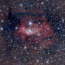 NGC7635 reprocessed,                                Alessandro Pensato