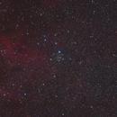 Open Cluster IC 1311 in Cygnus,                                Dean Jacobsen