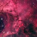 NGC2239,                                Jerry Huang