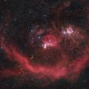 Orion Molecular Cloud Complex - 105mm HaRGB,                                Gernot_Obertaxer