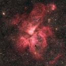NGC3372 Carina Nebula RGB,                                peterjk
