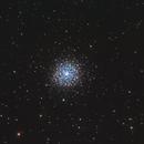 M92 Globular Cluster in Hercules,                                Elmiko