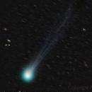 Lovejoy and M76,                                Astro-Rudi