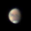 Mars on June 26, 2020,                                Chappel Astro