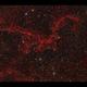 The Flying Dragon Nebula Sh2-114 HaRGB reprocessed,                                Göran Nilsson