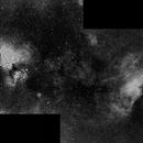 M16+M17. Ha Mosaic,                                Vittorio