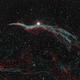 The Western Veil Nebula, NGC 6960,                                riot1013