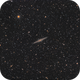NGC891,                                kolsen