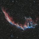 Eastern Veil Nebula,                                SJ Richard