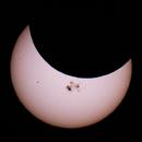 Solar Eclipse,                                Greg Rothman