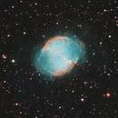 Haltere Nebula - Messier 27,                                Samuel Müller