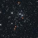 NGC 884, half of the Double Cluster in Perseus,                                Roberto Marinoni