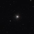 M15 Globular Cluster,                                Bernhard Zimmermann