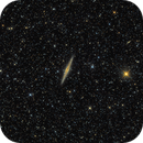 NGC 891with Part of Abell 347,                                Haakon Rasmussen