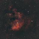 NGC 7822,                                Mariusz Golebiewski