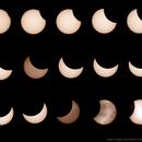 Solar Eclips 20/3/2015 from Modena (IT),                                Rubens Menabue