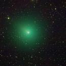Comet Wirtanen 46P. C11 @ f/2 with Hyperstar. ZWO ASI294MC Pro. Single 15 sec exposure,                                morrienz