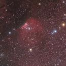 Sh2-140 in LRGB,                                Samuli Vuorinen